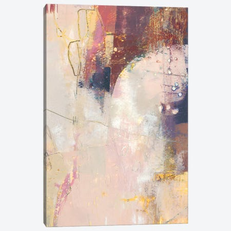 Quirk I Canvas Print #SUE119} by Sue Jachimiec Canvas Wall Art