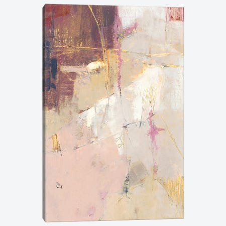 Quirk II Canvas Print #SUE120} by Sue Jachimiec Canvas Print