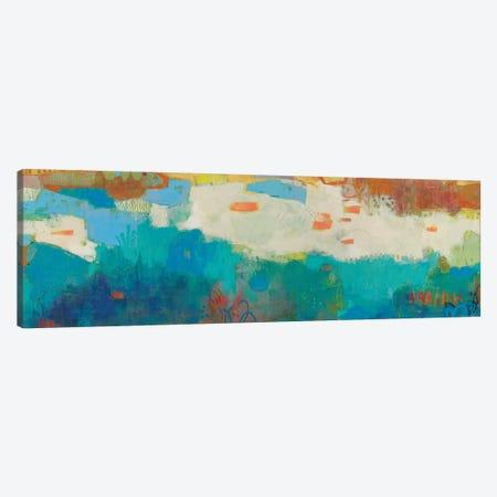 Elysium I 3-Piece Canvas #SUE121} by Sue Jachimiec Canvas Art Print