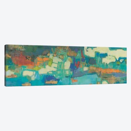 Elysium III 3-Piece Canvas #SUE123} by Sue Jachimiec Canvas Art Print