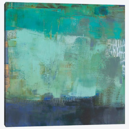 Hadal Canvas Print #SUE129} by Sue Jachimiec Art Print