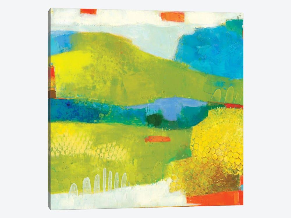 Keswick I by Sue Jachimiec 1-piece Canvas Art Print