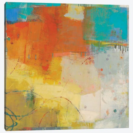 Oren I Canvas Print #SUE132} by Sue Jachimiec Canvas Artwork