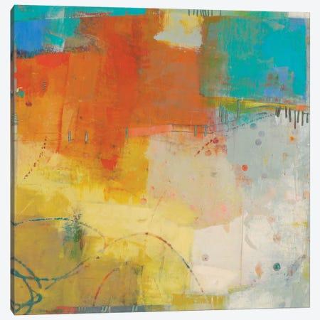 Oren I Canvas Print #SUE132} by Sue Jachimiec Canvas Artwork