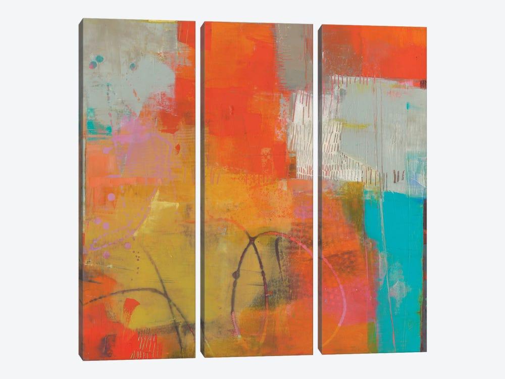 Oren II by Sue Jachimiec 3-piece Canvas Art Print