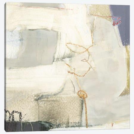 Pique I Canvas Print #SUE143} by Sue Jachimiec Canvas Art Print