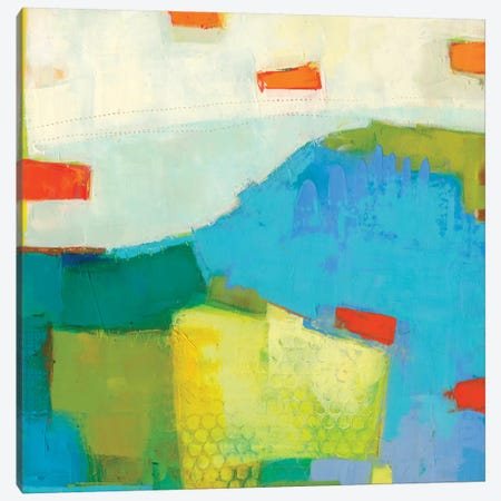 Keswick III Canvas Print #SUE14} by Sue Jachimiec Art Print