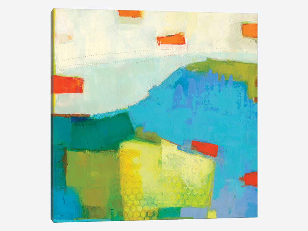 Keswick III by Sue Jachimiec 1-piece Canvas Print