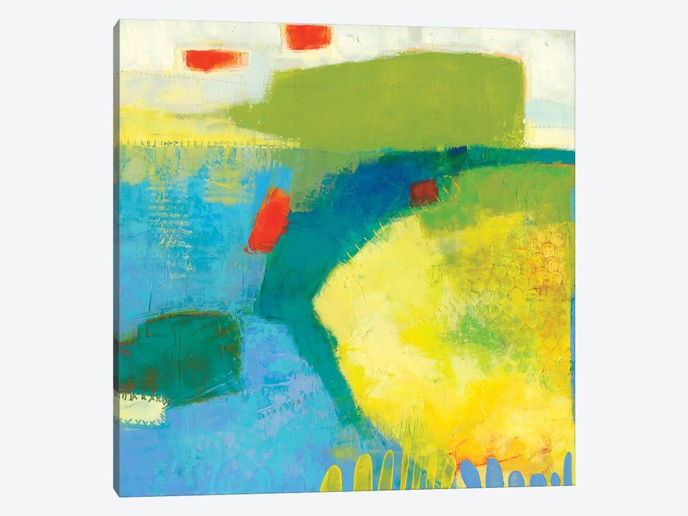 Keswick IV by Sue Jachimiec 1-piece Canvas Artwork