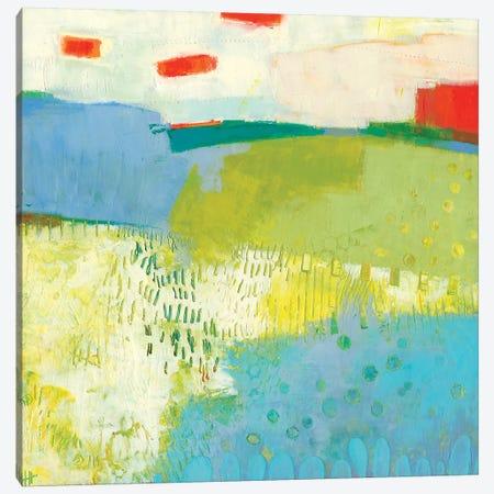 Keswick V Canvas Print #SUE16} by Sue Jachimiec Canvas Art Print
