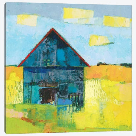 Arvonia Barn Canvas Print #SUE177} by Sue Jachimiec Canvas Art Print