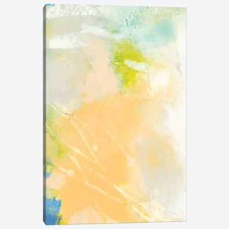 Pastel Lux I Canvas Print #SUE17} by Sue Jachimiec Art Print