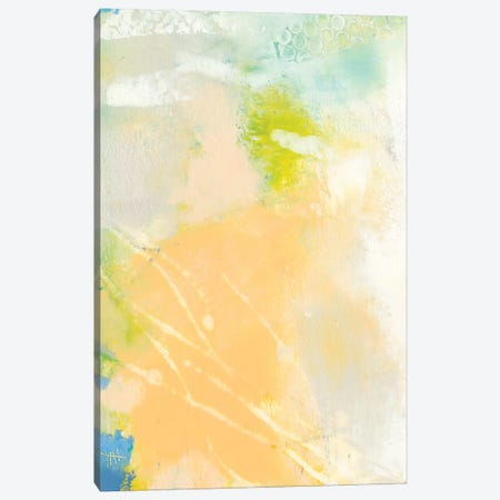 Pastel Lux I 3-Piece Canvas #SUE17} by Sue Jachimiec Art Print