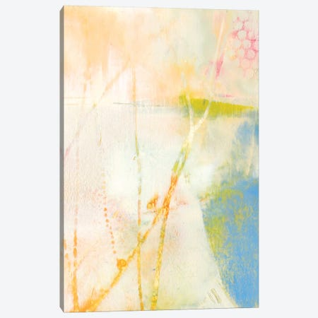 Pastel Lux II Canvas Print #SUE18} by Sue Jachimiec Canvas Wall Art