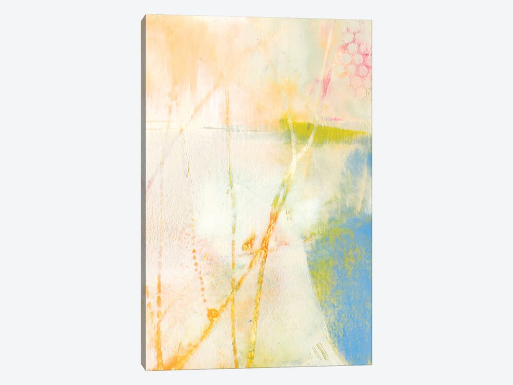 Pastel Lux II by Sue Jachimiec 1-piece Canvas Art Print