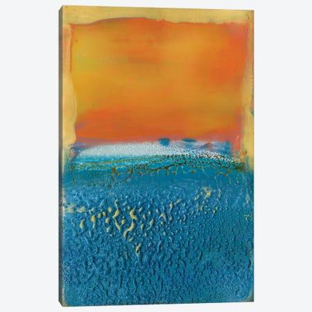 Skite II 3-Piece Canvas #SUE192} by Sue Jachimiec Canvas Artwork