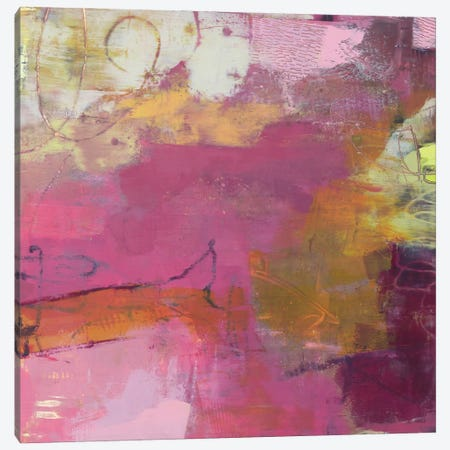 Cnoc Canvas Print #SUE198} by Sue Jachimiec Canvas Wall Art