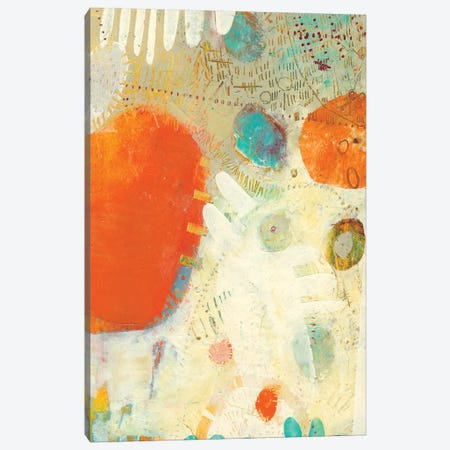 Phenix I Canvas Print #SUE19} by Sue Jachimiec Canvas Art