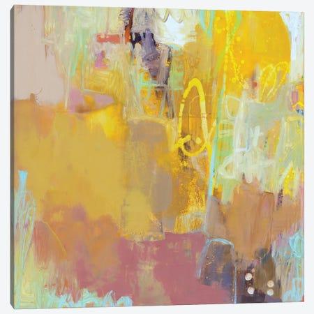 Maez II Canvas Print #SUE203} by Sue Jachimiec Canvas Wall Art