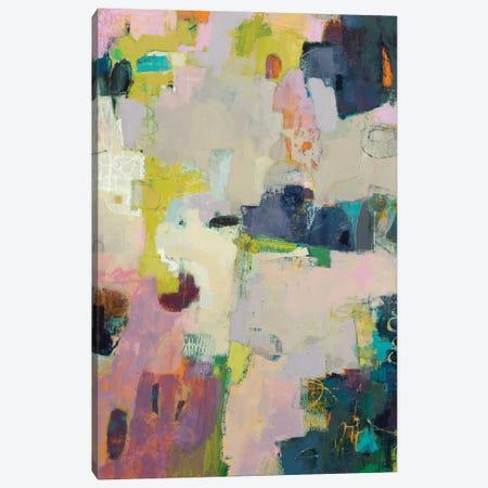 Sona Canvas Print #SUE208} by Sue Jachimiec Canvas Wall Art