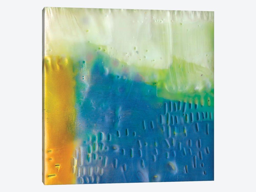 Southern Shores II by Sue Jachimiec 1-piece Canvas Print