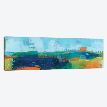Yardland I Canvas Print #SUE32} by Sue Jachimiec Canvas Art