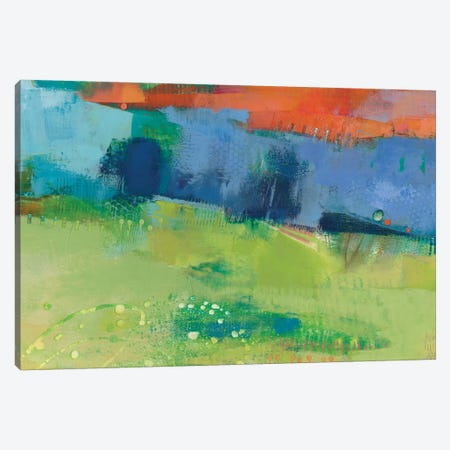 Yardland III Canvas Print #SUE34} by Sue Jachimiec Art Print
