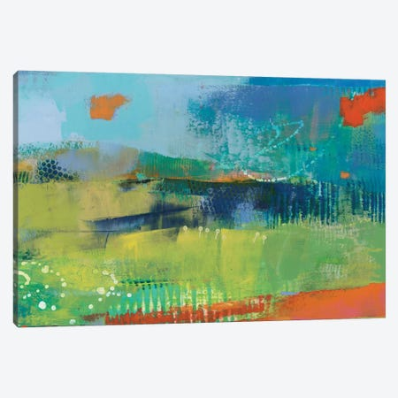 Yardland V Canvas Print #SUE36} by Sue Jachimiec Canvas Art Print