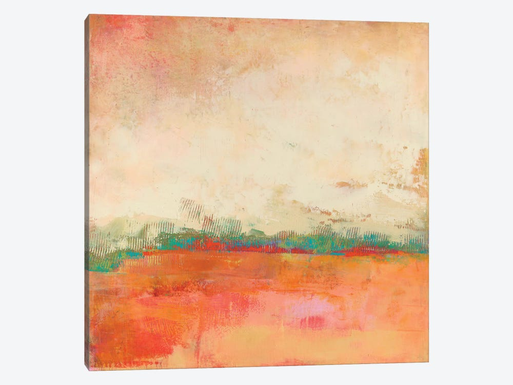Apricity  I by Sue Jachimiec 1-piece Canvas Wall Art