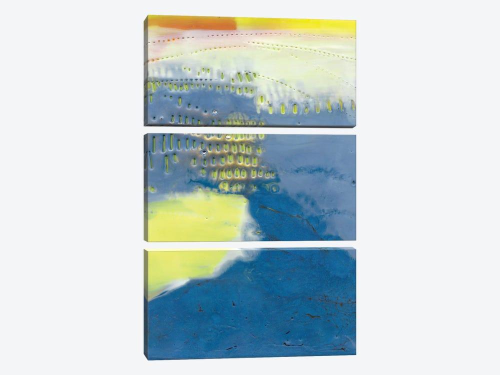 Concord I by Sue Jachimiec 3-piece Canvas Art