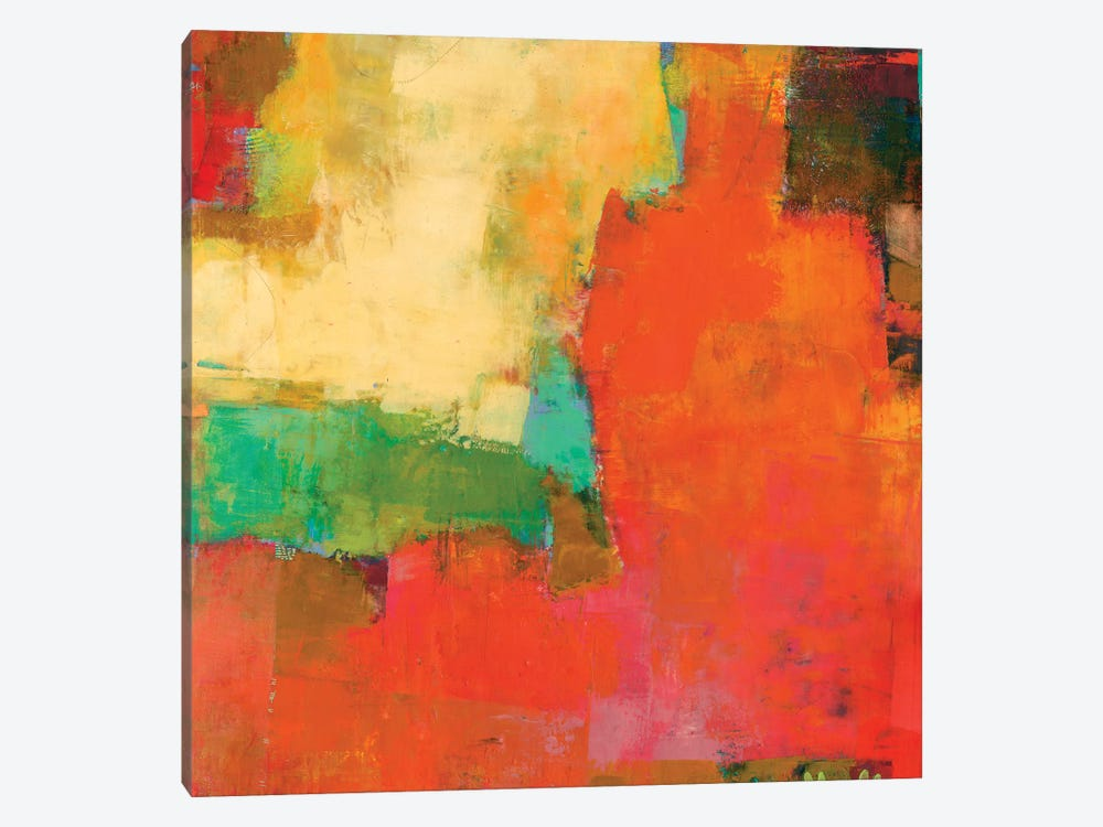 Etienne I by Sue Jachimiec 1-piece Canvas Wall Art