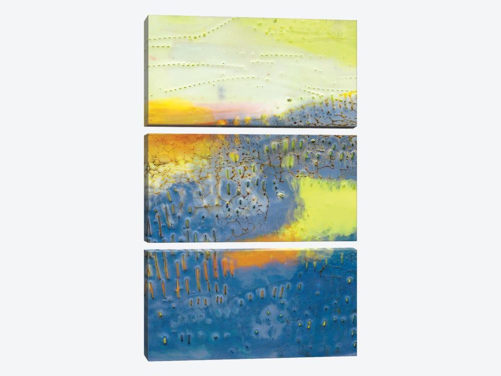Concord II by Sue Jachimiec 3-piece Canvas Art Print