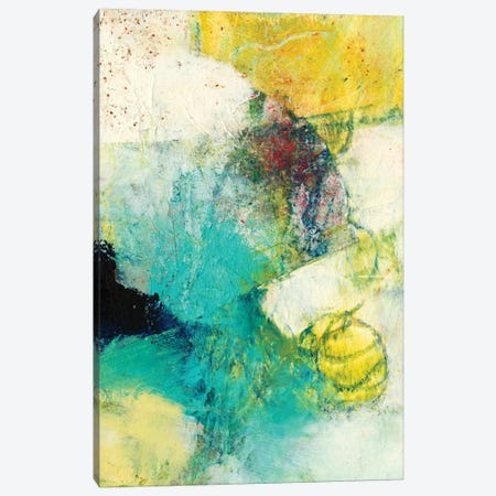 Underlying II Canvas Print #SUE52} by Sue Jachimiec Canvas Wall Art