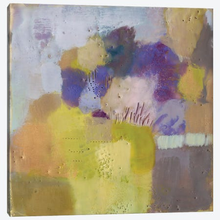 Blume IV Canvas Print #SUE60} by Sue Jachimiec Art Print