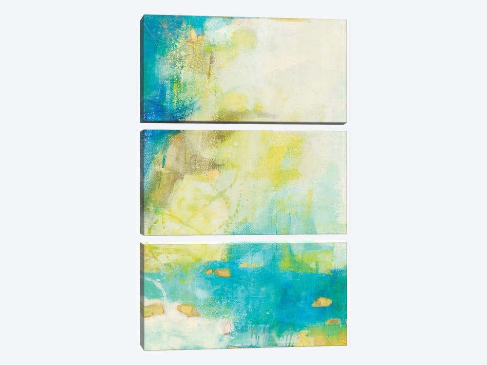Coze by Sue Jachimiec 3-piece Canvas Artwork