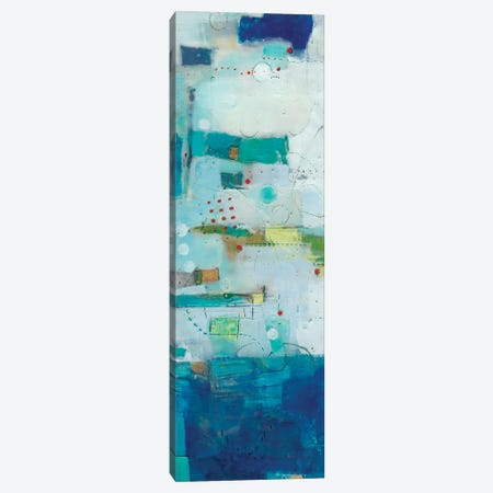 Crore I Canvas Print #SUE65} by Sue Jachimiec Canvas Artwork