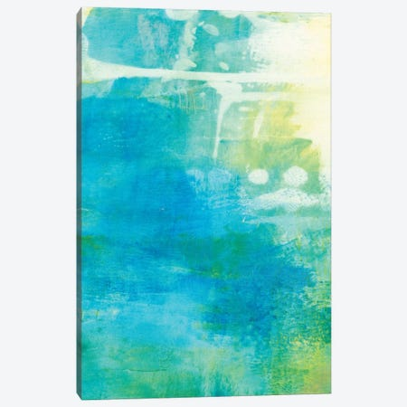 Lacuna I Canvas Print #SUE71} by Sue Jachimiec Canvas Wall Art