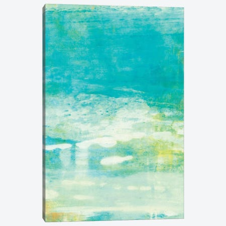 Lacuna II Canvas Print #SUE72} by Sue Jachimiec Canvas Art