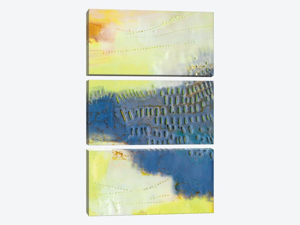 Concord V by Sue Jachimiec 3-piece Canvas Art