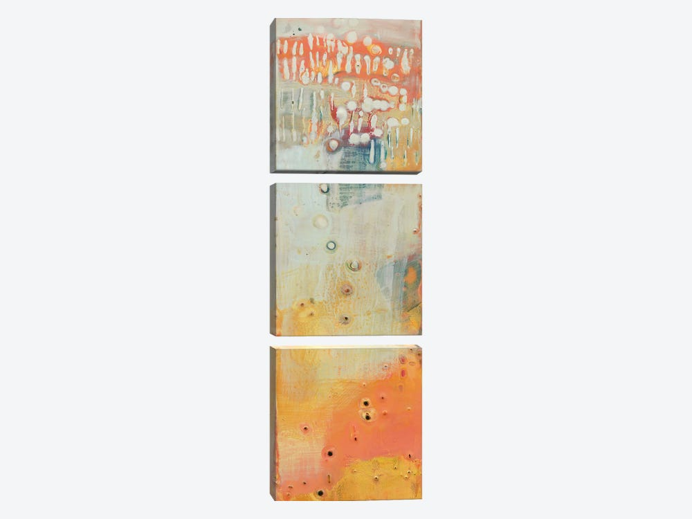 Reedy II by Sue Jachimiec 3-piece Canvas Art Print