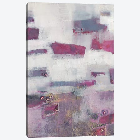 Tilde V Canvas Print #SUE92} by Sue Jachimiec Canvas Artwork
