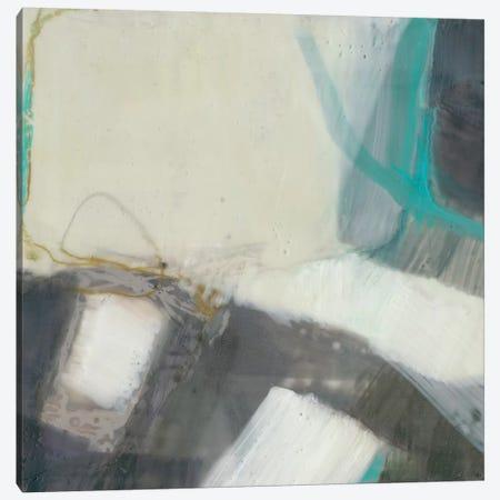 Tusk III Canvas Print #SUE96} by Sue Jachimiec Art Print