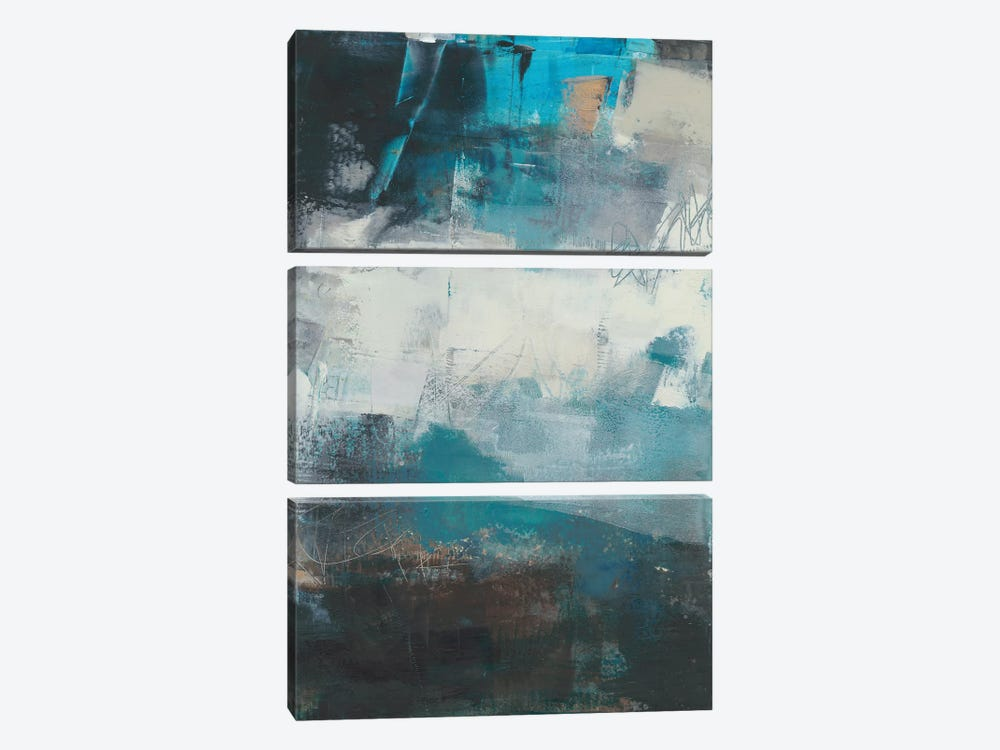 Umbra II by Sue Jachimiec 3-piece Canvas Wall Art