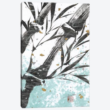 Kyoto's Garden I Canvas Print #SUG1} by Katsumi Sugita Canvas Artwork