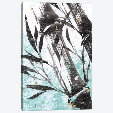 Kyoto's Garden II Canvas Print #SUG2} by Katsumi Sugita Canvas Wall Art