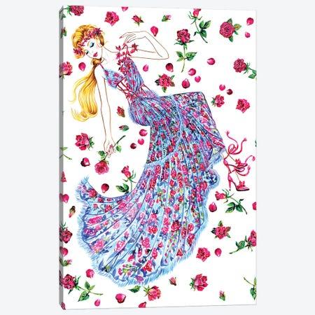 Let Me Dream I, Versace Canvas Print #SUN23} by Sunny Gu Canvas Wall Art