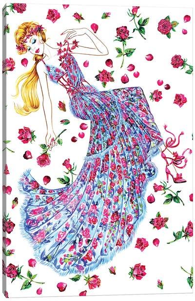 Let Me Dream I, Versace Canvas Art Print