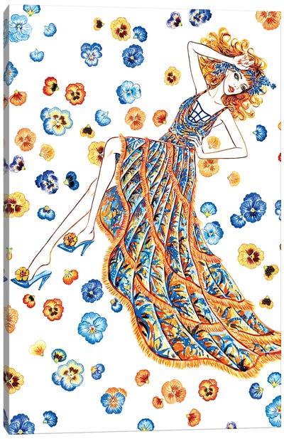 Let Me Dream II, Versace Canvas Art Print