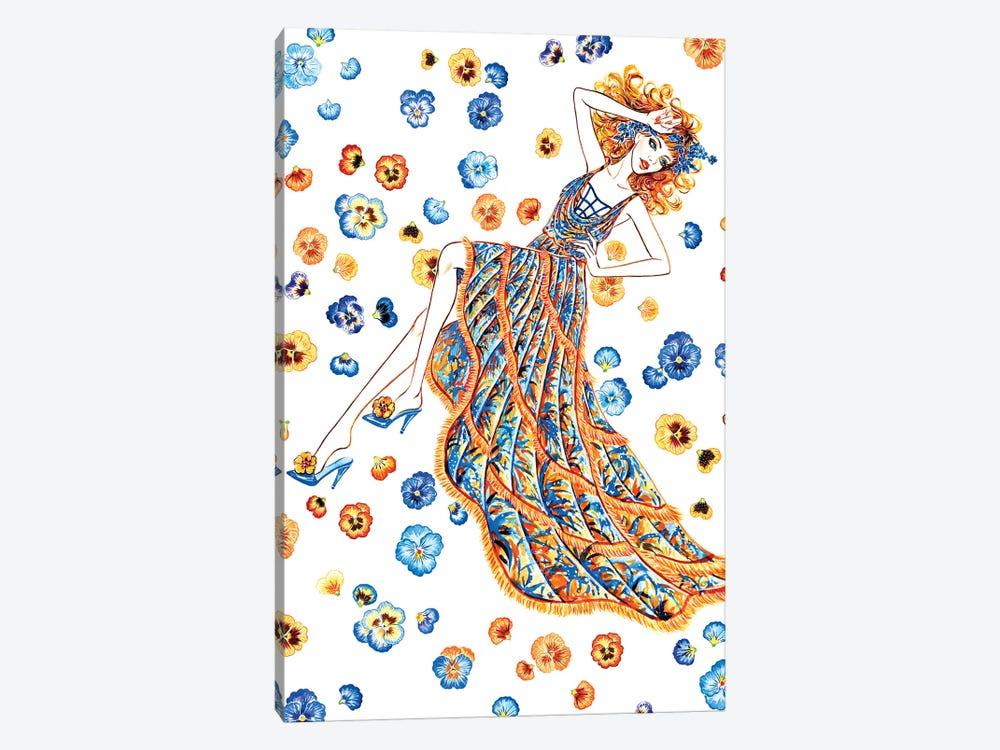Let Me Dream II, Versace by Sunny Gu 1-piece Canvas Print
