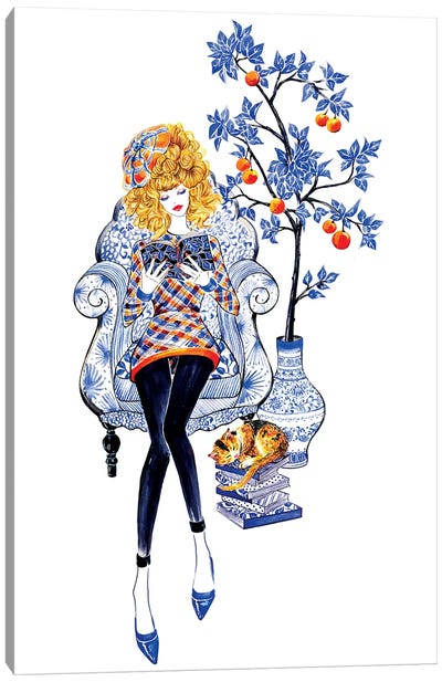 Lifestyle, Junya Watanabe Canvas Art Print